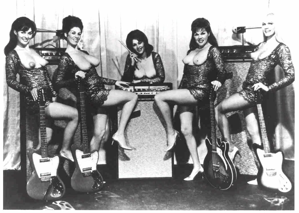 The Ladies of Danelectro Danogirls